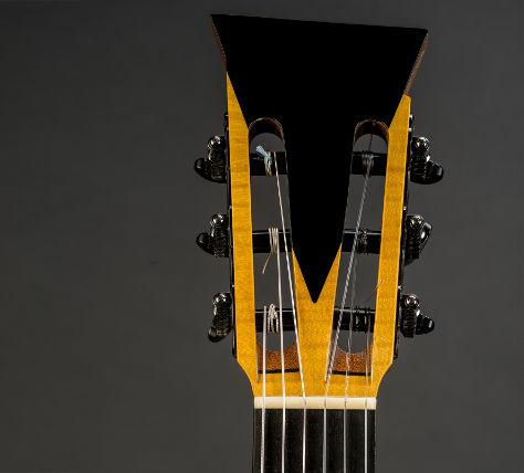 Scharpach custom built flamenco guitars