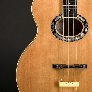 Archtop Opus/5, Detail