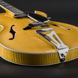Archtop Acoustic Guitar OpusG by Scharpach, custom built