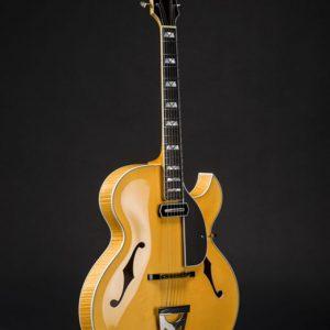 Scharpach Archtop Guitar OpusG front