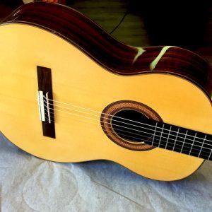 Guitar Concertura Santos Hernandez