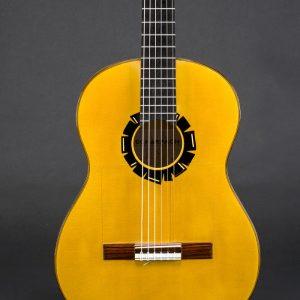 custom made flamenco guitar 1912 by Scharpach