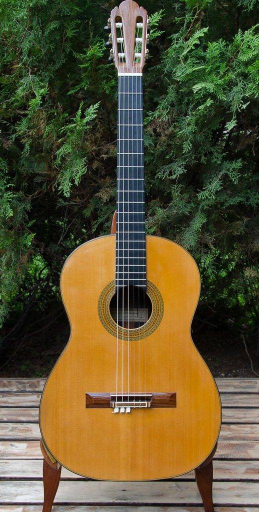 old master guitar for sale, Ignacio Fleta 1961