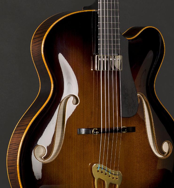 Scharpach Vienna Archtop Guitar